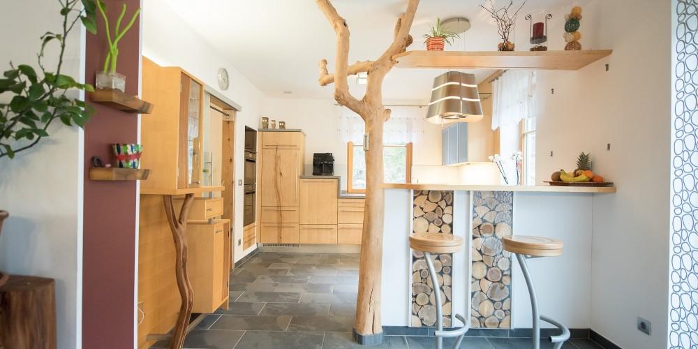 Küche Birke