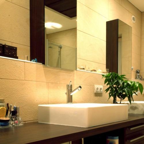 Badezimmer Wenge